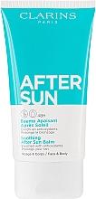 Düfte, Parfümerie und Kosmetik Beruhigende After Sun Lotion für Gesicht und Körper - Clarins Soothing After Sun Balm 48H