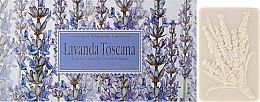 """Düfte, Parfümerie und Kosmetik Seifen-Set """"Toskanischer Lavendel"""" - Saponificio Artigianale Fiorentino Lavender Toscana"""