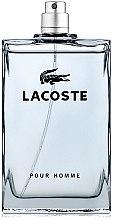 Düfte, Parfümerie und Kosmetik Lacoste Pour Homme - Eau de Toilette (Tester ohne Deckel)