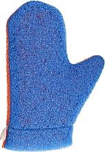 Düfte, Parfümerie und Kosmetik Massage-Handschuh Aqua 6021 blau-orange - Donegal Aqua Massage Glove