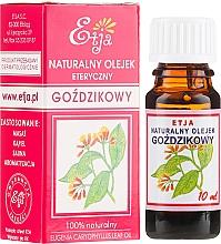 Düfte, Parfümerie und Kosmetik 100% natürliches ätherisches Nelkenöl - Etja Natural Essential Oil