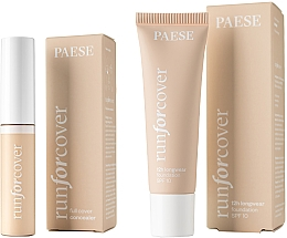 Düfte, Parfümerie und Kosmetik Make-up Set - Paese 18 (Foundation 30ml + Gesichts-Concealer 9ml)