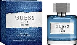 Düfte, Parfümerie und Kosmetik Guess 1981 Indigo For Men - Eau de Toilette