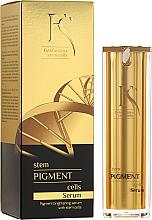 Düfte, Parfümerie und Kosmetik Gesichtsserum gegen Pigmentflecken - Fytofontana Stem Cells Pigment Brightening Serum