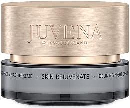 Düfte, Parfümerie und Kosmetik Feuchtigkeitsspendende Anti-Falten Nachtcreme - Juvena Rejuvenate Delining Night Cream Normal to Dry Skin