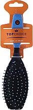 Düfte, Parfümerie und Kosmetik Haarbürste schwarz-blau 2052 - Top Choice