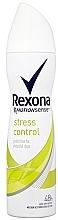 Düfte, Parfümerie und Kosmetik Deodorant - Rexona Motionsense Stress Control