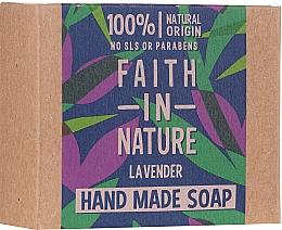 Düfte, Parfümerie und Kosmetik Handseife mit Lavendel - Faith In Nature Lavender Soap