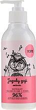 Düfte, Parfümerie und Kosmetik Hand- und Körperbalsam mit Goji-Beere und Kirsche - Yope