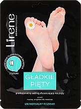 Düfte, Parfümerie und Kosmetik Peeling-Behandlung für glatte Fersen - Lirene Dermo Program