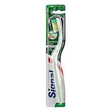 Düfte, Parfümerie und Kosmetik Zahnbürste weich mit Bambussalz - Signal With Bamboo Salt