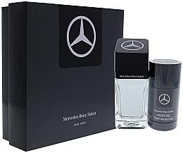 Düfte, Parfümerie und Kosmetik Duftset - Mercedes Benz Select Gift Set (Eau de Toilette 100ml + Deo-Stick 75ml)