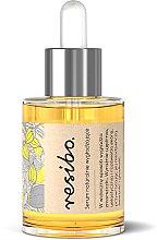 Düfte, Parfümerie und Kosmetik Glättendes Gesichtsserum - Resibo Serum Naturally Smoothing