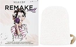 Düfte, Parfümerie und Kosmetik Handschuh zum Abschminken ReMake weiß - MakeUp
