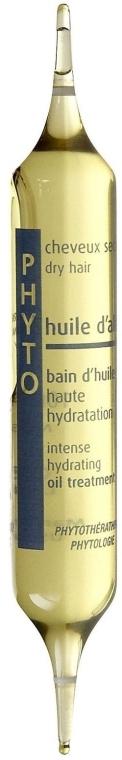 Intensiv feuchtigkeitsspendende Öl-Kur für das Haar - Phyto Huile D'Ales — Bild N2