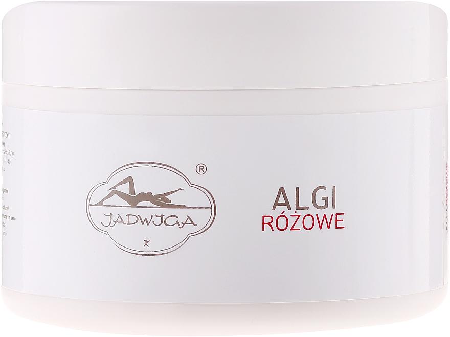 Rosa Alginatmaske für empfindliche Haut - Jadwiga Saipan Algi Rozowe — Bild N1