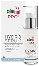 Düfte, Parfümerie und Kosmetik Feuchtigkeitsspendendes Gesichtsserum mit Probiotika - Sebamed PRO! Intensive Serum