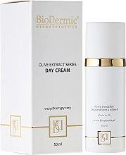 Düfte, Parfümerie und Kosmetik Tagescreme - BioDermic Olive Extract Day Cream