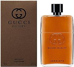 Düfte, Parfümerie und Kosmetik Gucci Guilty Absolute - Eau de Parfum