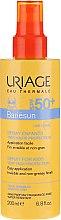 Düfte, Parfümerie und Kosmetik Duftfreies Sonnenschutzspray für Kinder SPF 50+ - Uriage Suncare product
