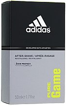 Düfte, Parfümerie und Kosmetik Adidas Pure Game After-Shave Revitalising - After Shave