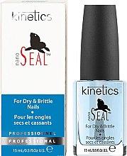 Düfte, Parfümerie und Kosmetik Pflege für trockene und brüchige Nägel - Kinetics Nano Seal Nail Treatment