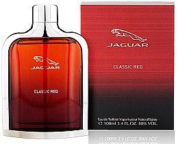 Düfte, Parfümerie und Kosmetik Jaguar Classic Red - Eau de Toilette