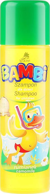 Pollena Savona Bambi Chamomile Shampoo - Shampoo mit Kamille für Kinder