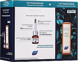 Düfte, Parfümerie und Kosmetik Haarpflegeset gegen Haarausfall - Phyto PhytoNovathrix Anti-Hair Loss Program Treatment