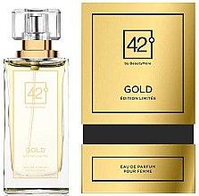 Düfte, Parfümerie und Kosmetik 42° by Beauty More Gold Edition Limitee - Eau de Parfum