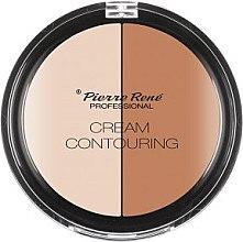 Düfte, Parfümerie und Kosmetik Creme-Konturpalette - Pierre Rene Cream Contouring
