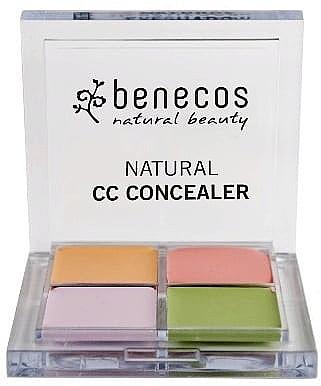 Concealer-Palette - Benecos Natural CC Concealer