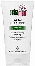 Düfte, Parfümerie und Kosmetik Gesichtsreinigungsgel für fettige und Mischhaut - Sebamed Facial Cleanser For Oily And Combination Skin