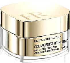 Düfte, Parfümerie und Kosmetik Anti-Aging Gesichtscreme für trockene Haut - Helena Rubinstein Collagenist Re-Plump SPF 15