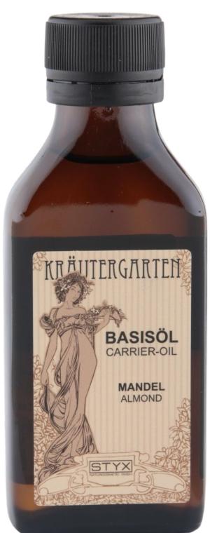 Mandelöl für trockene, spröde und empfindliche Haut - Styx Naturcosmetic Basisol Carrier-Oil — Bild N1