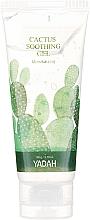 Düfte, Parfümerie und Kosmetik Feuchtigkeitsspendendes Beruhigungsgel für Gesicht und Körper mit Kaktus - Yadah Cactus Soothing Gel