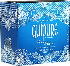 Düfte, Parfümerie und Kosmetik Jeanne Arthes Guipure & Silk Havana Moon - Eau de Parfum