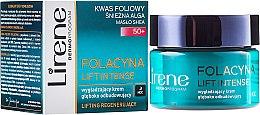 Intensive Anti-Falten-Nachtcreme 50+ - Lirene Folacyna Lift Intense Cream 50+ — Bild N1