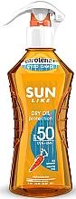 Düfte, Parfümerie und Kosmetik Sonnenschützendes trockenes Körperöl SPF 50 - Sun Like Dry Oil Spray SPF 50