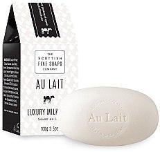 Düfte, Parfümerie und Kosmetik Luxusseife Milch - Scottish Fine Soaps Au Lait Luxury Milk Soap