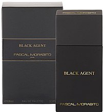 Düfte, Parfümerie und Kosmetik Pascal Morabito Black Agent - Eau de Toilette