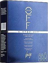 Düfte, Parfümerie und Kosmetik 3-Stufen-System Starter-Set zur Farbentfernung - Vitality's Color Off 3 Step Kit