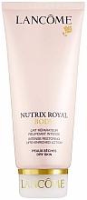 Düfte, Parfümerie und Kosmetik Intensiv regenerierende und pflegende Körperlotion mit Lipiden für trockene Haut - Lancome Nutrix Royal Body Intense Restoring Lipid-Enriched Lotion