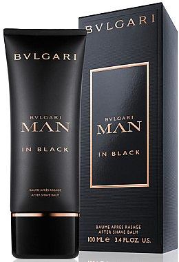 Bvlgari Man In Black - After Shave Balsam