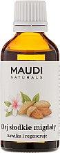 Düfte, Parfümerie und Kosmetik Süßmandelöl - Maudi
