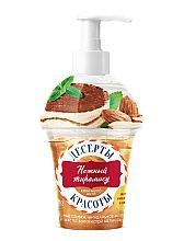 Düfte, Parfümerie und Kosmetik Handseife-Creme mit Pflaumen, Mandelmilch und Melisse - Fito Kosmetik