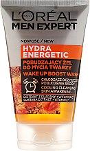 Düfte, Parfümerie und Kosmetik Herren Gesichtsreinigungsgel - L'Oreal Paris Men Expert Hydra Energetic