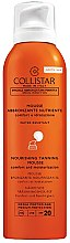 Düfte, Parfümerie und Kosmetik Nährende Bräunungsmousse SPF 20 - Collistar Abbronzante Nutriente Mousse SPF 20