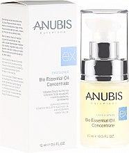 Düfte, Parfümerie und Kosmetik Bio-Gesichtskonzentrat mit Mandel- und Avocadoöl - Anubis Excellence Bio Essential Oil Concentrate