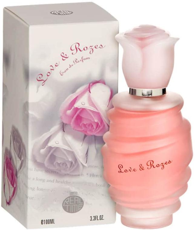 Real Time Love & Rozes - Eau de Parfum